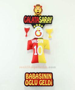 Galatasaray Oda Kapı Süsleri