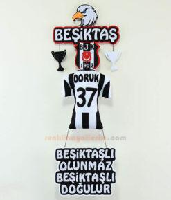 Doruk isimli Beşiktaş Bebek Kapı Süsü