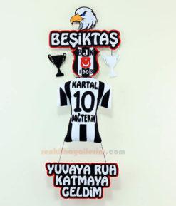 Kartal isimli Beşiktaş Bebek Kapı Süsü