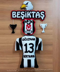 Karakartal Kapı Süsü - Beşiktaş