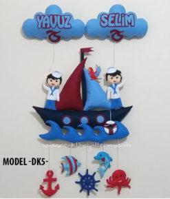 Denizci kardeş kapı süsü Yavuz Selim Trabzonspor