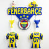 Fenerbahçeli Kardeşler Oda Kapı Süsü