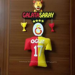 Galatasaray Kapı Süsü - Ultra Aslan