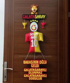 Selim Akın Galatasaray Kapı Süsü