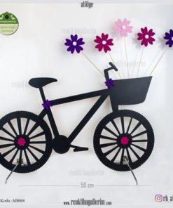 Ahşap Dekoratif Bisiklet - AB004