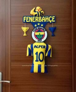 Fenerbahçe Kapı Süsleri