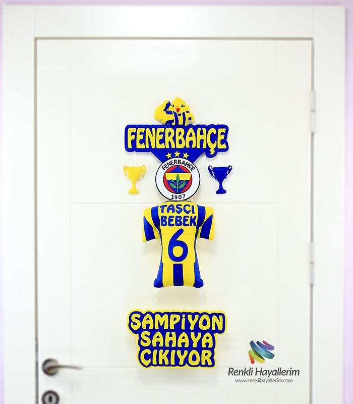 Fenerbahçe Kapı Süsü - Fb