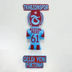 Fırtına Trabzonspor Kapı Süsü Rüzgar Mert