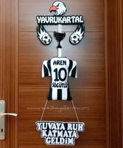 Yavru Kartal Kapı Süsü Beşiktaş Aren