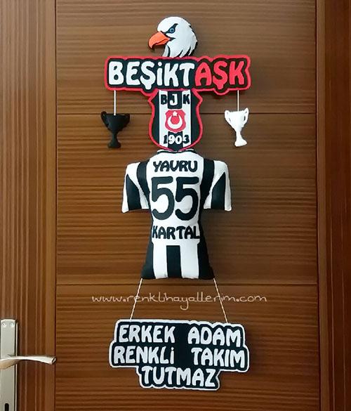 Yavru Kartal Beşiktaş Beşiktaşk 55
