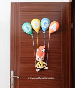 Çakıl Bebek Kapı Süsü