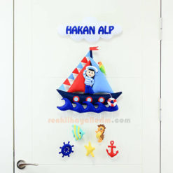 Hakan Alp Denizci Kapı Süsü