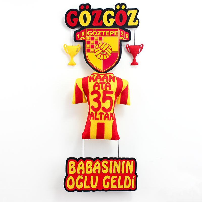 Göz Göz Kapı Süsü - Göztepe 35 Kaan Ata