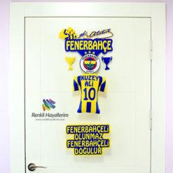 Fenerbahçe Kapı Süsü - Kuzey Ali