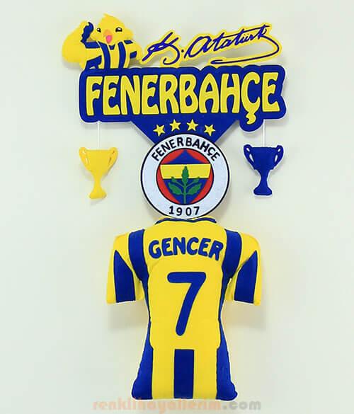 Fenerbahçe Kapı Süsü Gencer isimli FB