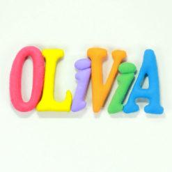 Olivia isimli isimlik kapı süsü