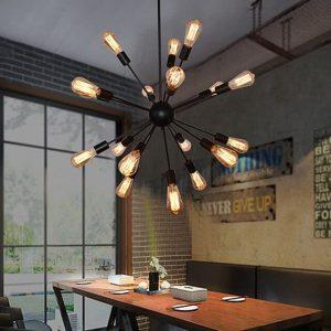 Avize Ve Işık Kullanımının Dekorasyona Etkisi Model