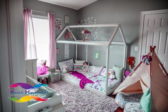 Montessori Yatak Takım