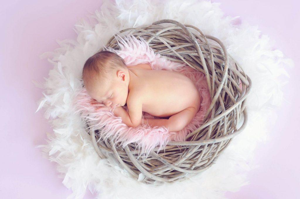 Doğum Fotoğrafı - Yenidoğan Fotoğrafçısı