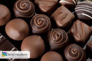 Bebek Çikolatası Modelleri