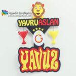 Galatasaray Bebek Kapı Süsü