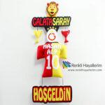 Galatasaray Bebek Odası Kapı Süsü