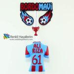 Trabzonspor Fanatik Bebek Kapı Süsü