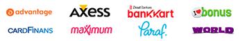 Güvenli Ödeme Sistemi - Kredi Kartına Taksit