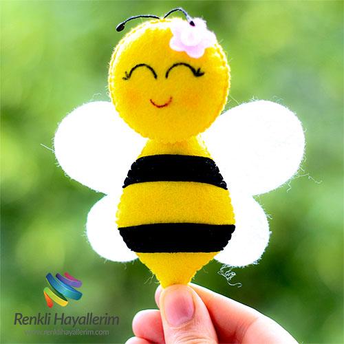 Arı Bebek Magnet Hediyelik